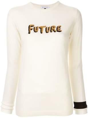 Bella Freud Future knit sweater