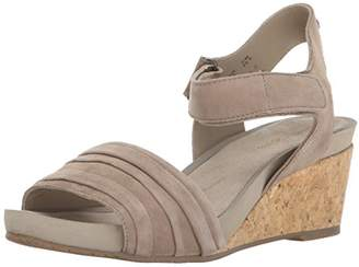 Hush Puppies Women's Eivee Cassale Wedge Sandal