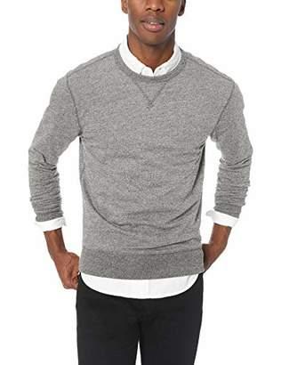 J.Crew Mercantile Men's Marled Cotton Crewneck Sweatshirt