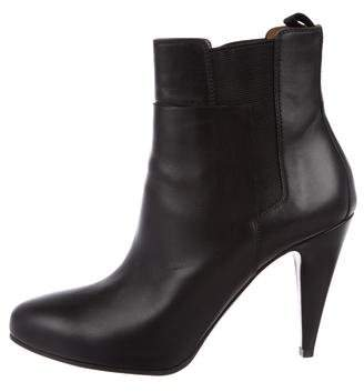 Balenciaga Leather Ankle Boots w/ Tags