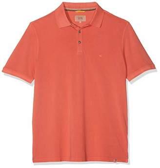 d2958e2b5a Camel Active Men's Basic Polo Piqué 1/2 Shirt,Large