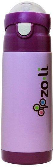 Zoli Dash Insulated Water Bottle - Blue - 12 oz