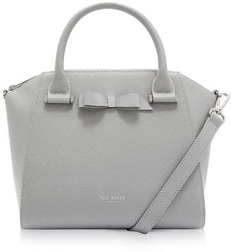 39a7b73fc Ted Baker Janne Bow Detail Leather Tote