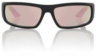Prada Ultravox square sunglasses