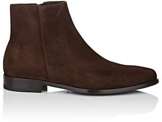 Prada Men's Suede Boots