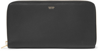 Tom Ford Full-Grain Leather Watch Case