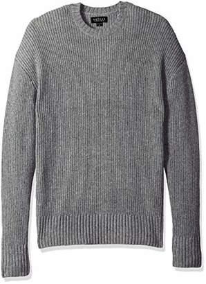 Velvet by Graham & Spencer Men's Vander Soft Heavy Knit Sweater