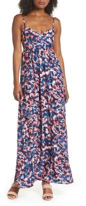 Felicity & Coco Colby Woven Maxi Dress