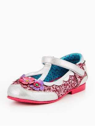 Irregular Choice Fairy Garden Girls Shoe