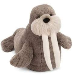 Jellycat Willie Walrus Plush Toy