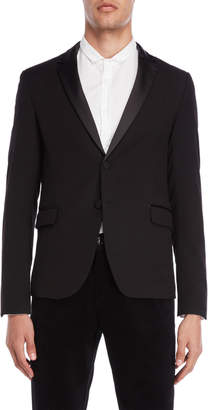 Imperial Star Black Tuxedo Jacket