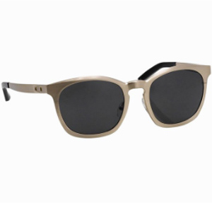 Alexander Wang Round Sunglasses in Gold