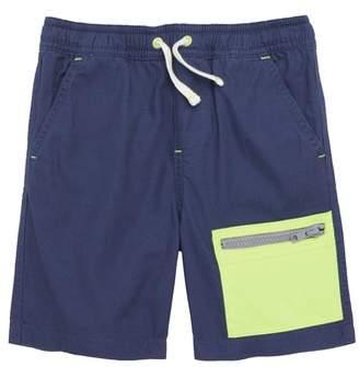 Boden Mini Colorblock Shorts