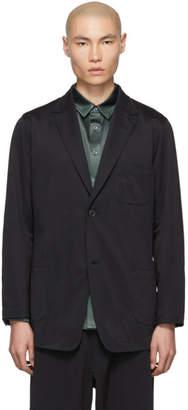 Yohji Yamamoto Black Cut Jacket