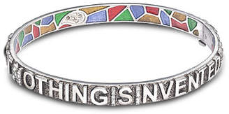 Coomi Sagrada Familia 6mm Bracelet with Diamonds
