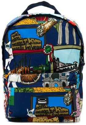 Dolce & Gabbana Tour of Italy backpack
