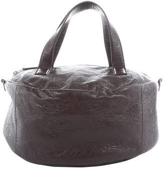 Balenciaga Air Hobo leather handbag