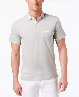760df92a8ace ... Ryan Seacrest Distinction Men s Slim-Fit Polo