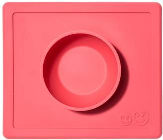Ezpz 'Happy Bowl' Silicone Feeding Mat