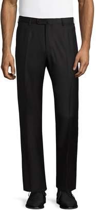 Isaia Men's Welt Back Dress Trousers