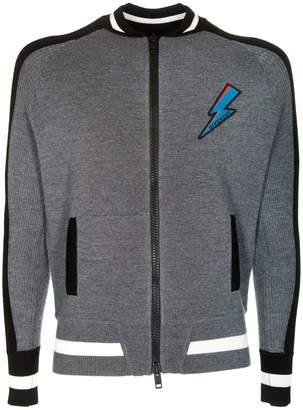 Givenchy Lightning Patch Jacket