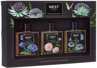 NEST Fragrances 3-Piece Body Wash Travel Collection