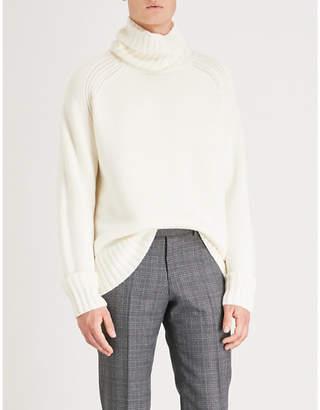 Joseph Ribbed merino-wool turtleneck jumper