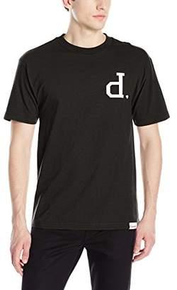 Diamond Supply Co. Men's Un Polo T-Shirt,Medium