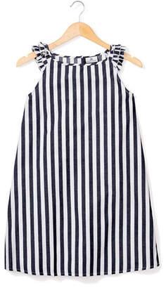 Petite Plume Amelie Modern Stripe Nightgown, Size 6M-14