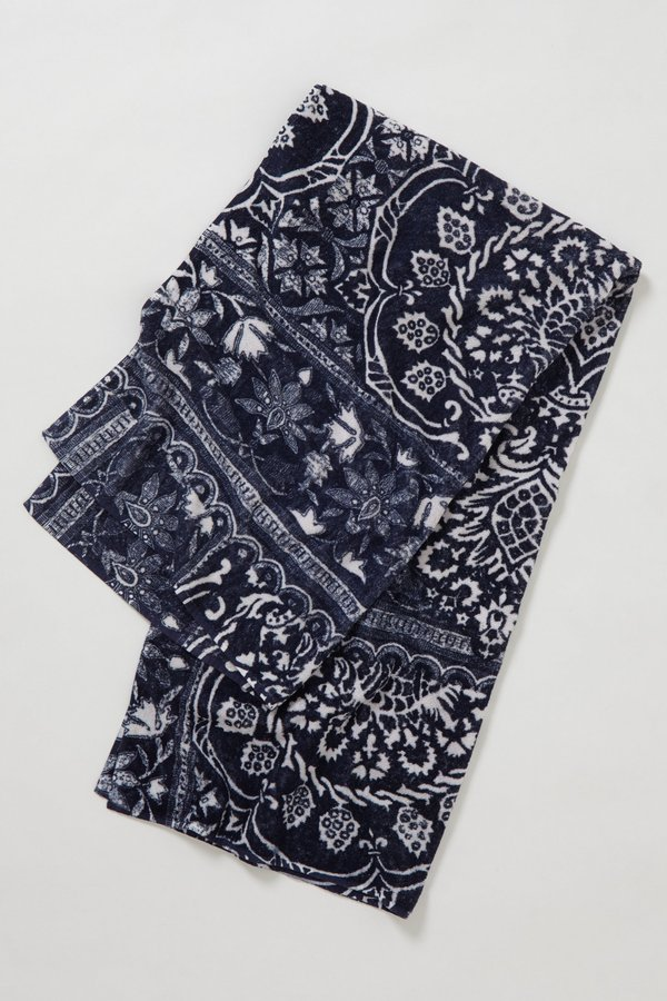 Anthropologie Damask Honeysuckle BeachTowel