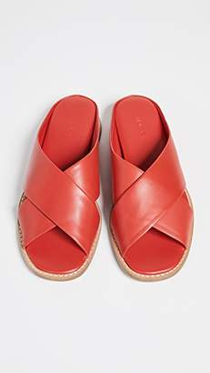 Vince Fairley Slide Sandals