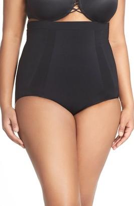 504aaeddb00 High Waist Panties Plus Size - ShopStyle