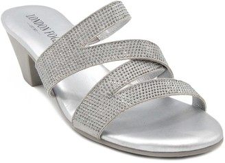 London Fog Novello Women's High Heel Sandals