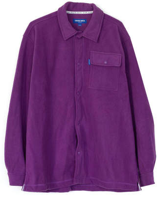 Buttoned Down Know Wave polartec overshirt