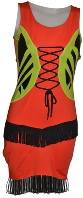 Jeremy Scott Pour Adidas Multicolour Dress for Women