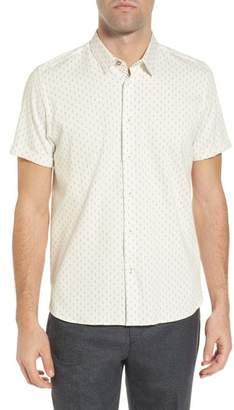 Ted Baker Franko Print Sport Shirt