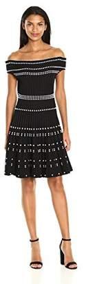 Adelyn Rae Women's Bella Sweater Dress
