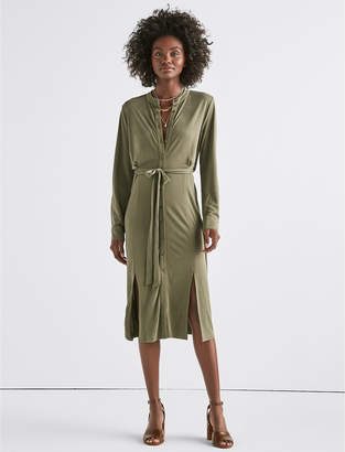 Lucky Brand SANDWASH SHIRT DRESS