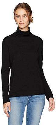 Pendleton Women's Merino Wool Turtleneck Sweater
