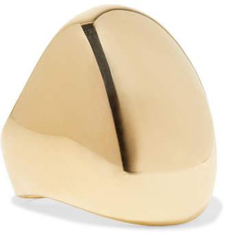 Jennifer Fisher Globe Gold-plated Ring - 7