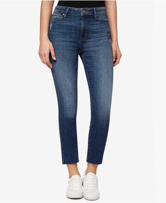 Sanctuary Kye Straight-Leg Ankle Jeans $99 thestylecure.com
