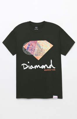 Diamond Supply Co. Trekker Passport T-Shirt