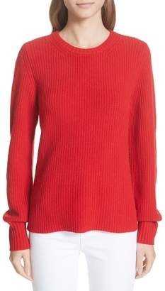 Tory Burch Kennedy Shaker Stitch Sweater