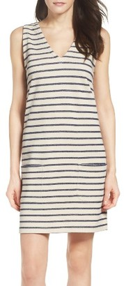 Women's French Connection Normandy Stripe Dress $98 thestylecure.com