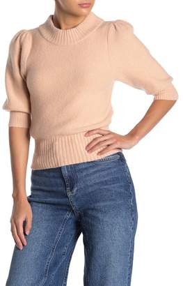 Free People Sugar Pie Elbow Sleeve Sweater