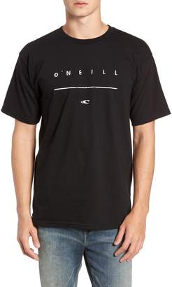 O'Neill Taper Logo Graphic T-Shirt