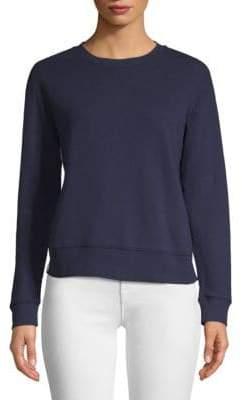 Joie Devra Back Eyelet Sweatshirt