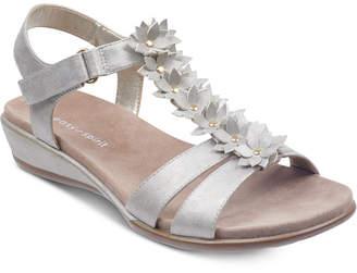 Easy Spirit Hopelyn 3 Wedge Sandals Women's Shoes