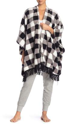 Couture PJ Chelsea Girl Plaid Wrap