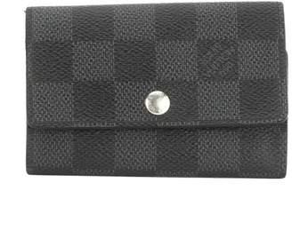 Louis Vuitton Damier Graphite Multicles 6-key Case (2830016)
